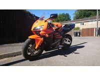 Honda CBR600RR 2006 RR-6 Motorcycle 600cc Sportsbike