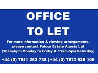 Ground Floor Rear Office To Let