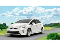 PCO TOYOTA PRIUS FOR RENT HIRE FROM £100 PER WEEK READY FOR UBER,PCO CAR