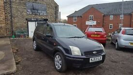 2003/53 Ford Fusion 1.4, 100k Miles 12 MOT, Only 2 Owners