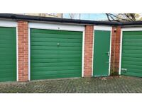 Secure car parking garage on gated estate in Camden Town NW1. £200 pcm long-term let