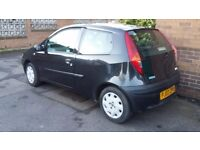 Fiat Punto-Low Mileage Great Car- Clean Tidy. Brilliant.