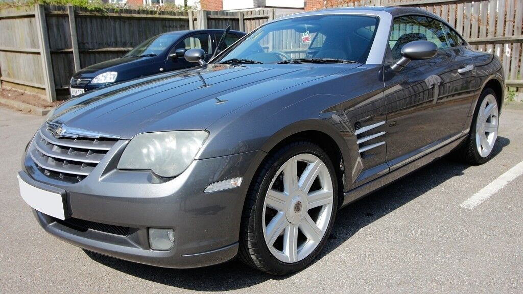 Car for sale Chrysler Auto Crossfire