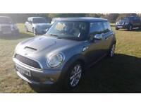 2007 mini cooper S only 64000 miles fsh years mot cheap car Kent bargain manual petrol