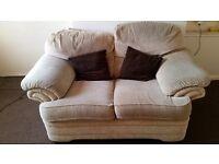 2 seater sofa free!