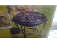 *Brand New* Boxed fire pit 61cm Diameter