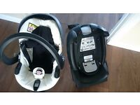 Besafe izi car seat with isofix
