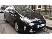 Toyota Prius PCO Car Rent Hire from £120 per WK, 12reg, £190 with Comprehensive Insure. 1 Week FREE*