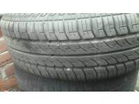 195 65 r15 continental tyre as new