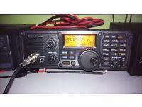For sale- Icom IC-7200 HF/6Mhz Transceiver