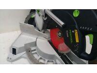 Festool KS120 EB Kapex Sliding Compound Mitre Saw 110v