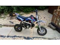 Thumpstar 140 cc pitbike