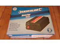Brand New Silverline Inverter 300W