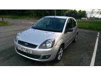 2008 Ford Fiesta 1.4 TDCI Diesel £30/year road tax only