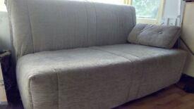 3 seater John Lewis sofabed