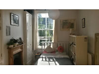 Bright double room to rent in lovely houseshare, Clapton. Available immediately