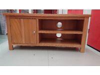 Entertainment Unit / TV Bench - Timber - Oak