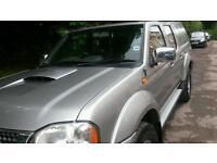 Nissan Navara 4x4 Pick up