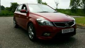 Kia Ceed diesel - cheap road tax