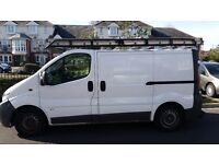** URGENT**WINDOW CLEANING VAN. ** PRICE REDUCED £6000 O.V.N.O**