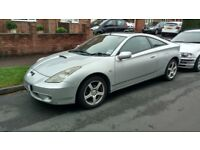Toyota Celica Spares & Repairs - MoT Sept 18, leather