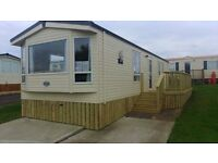 Part exchange your Touring Caravan for a Static Holiday Home at The Causeway Caoast Holiday Park