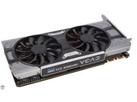 EVGA 1080 FTW nvidia geforce 8GB