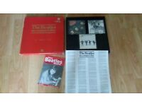 the beatles 3 x cd box set HMV ltd edition