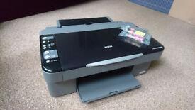 EPSON Stylus DX4000 Colour Inkjet Printer/Scanner