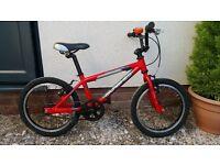 Islabike Cnoc 16 Child's Bike - Red