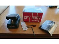 Cry Baby Mini Wah Pedal