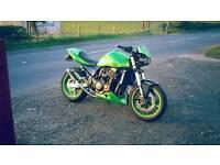 Kawasaki z750s z750 2007 9070miles