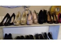 mixed adult shoes 25kg