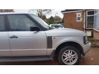 Luxury Range Rover Car for Quick Sale
