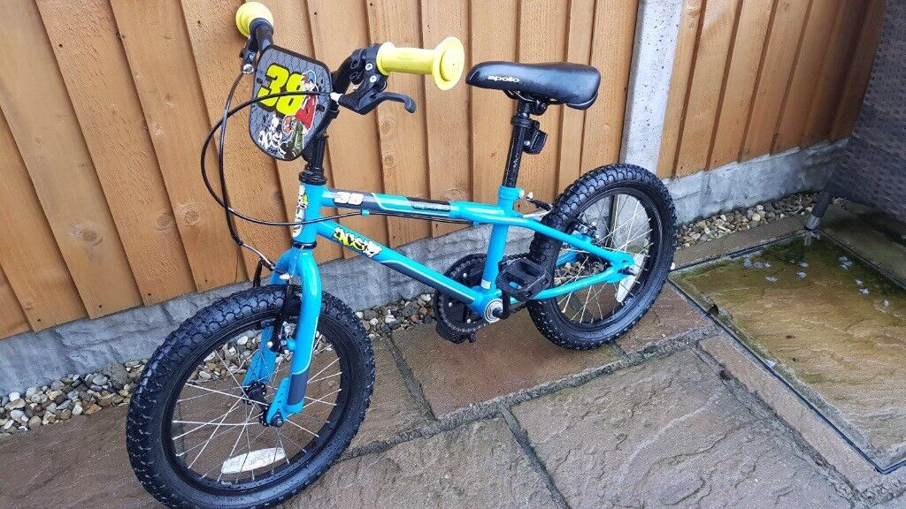 "Bike - Boys - 16"" wheels"