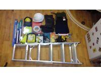 (£100)_!Set of building materials!