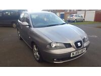 Seat ibiza 2005 FR 6 speed diesel (px welcome)cambelt water pump done with proof.