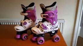 Roller skates size 1 - 3