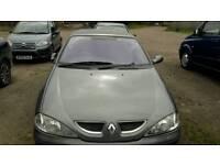 Renault Megane open top