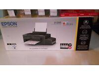 New EPSON Ecotank ET-2650 All-in-One Wireless Inkjet Printer