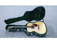 Martin OM-28E Retro Electro Acoustic Guitar