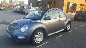 2005 VW Beetle 1.6 L Full service History cheap to Run