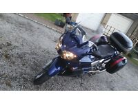 FJR1300 Low Mileage Tourer in Excellent Condition and is fitted with full Givi Hard Luggage.