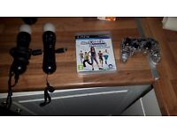 PLAYSTATION MOVE,GAME,CONTROLLER