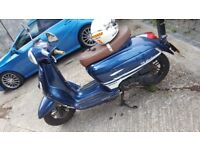 125cc Moped £200 IF GONE TODAY