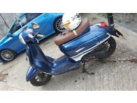 125cc Moped £250 IF GONE TODAY