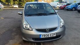 2006 honda jazz 1.4 Litre engine, manual, petrol, in good conditioninside and outside, mot till May