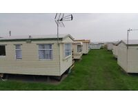 Holiday Caravan at Priory Hill holiday Park to rent for £300 p/w Leysdown-on-sea, Kent