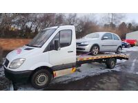 MERCEDES SPRINTER 313 TWIN TURBO 3.5T MOT 8/2016 RECOVERY VEHICLE TRUCK