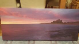 Large Canvas Print from Next of a scottish castle